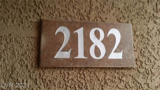 8000 Badura Avenue #2182, Las Vegas, NV 89113 (MLS #2311674) :: The Chris Binney Group | eXp Realty