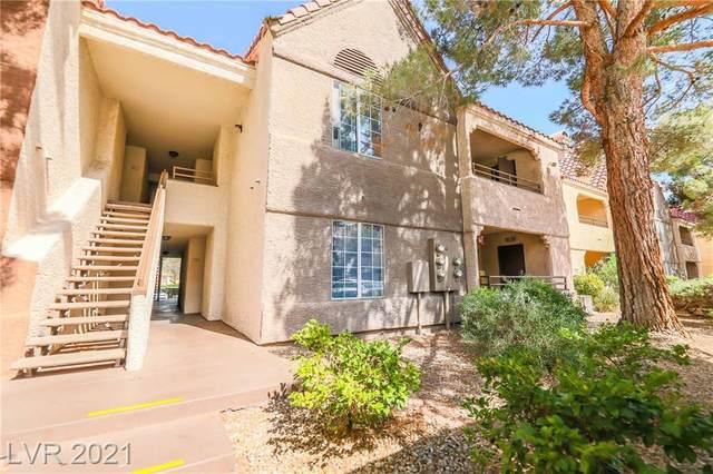 2200 S Fort Apache Road #2126, Las Vegas, NV 89117 (MLS #2311684) :: Coldwell Banker Premier Realty