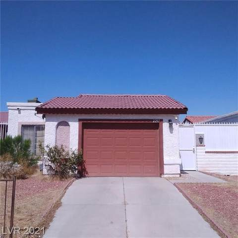 2297 Sabroso Street, Las Vegas, NV 89156 (MLS #2311713) :: DT Real Estate