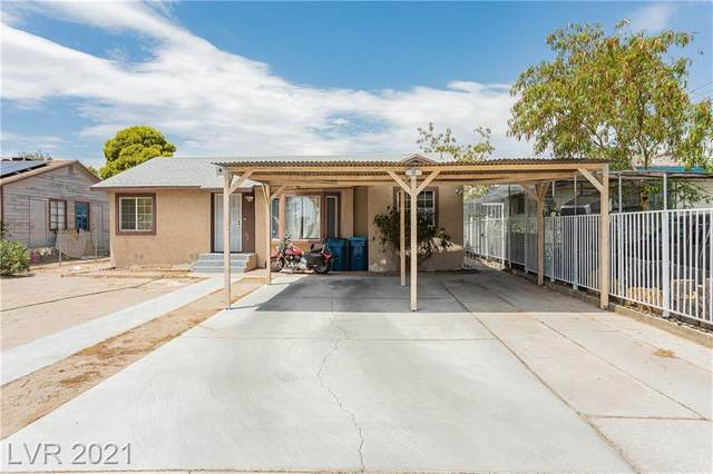 529 N 10th Street, Las Vegas, NV 89101 (MLS #2311768) :: Galindo Group Real Estate