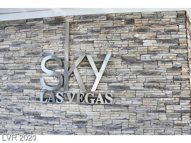2700 Las Vegas Boulevard #2604, Las Vegas, NV 89109 (MLS #2311774) :: Lindstrom Radcliffe Group