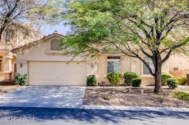 5780 Magini Avenue, Las Vegas, NV 89141 (MLS #2311809) :: Lindstrom Radcliffe Group