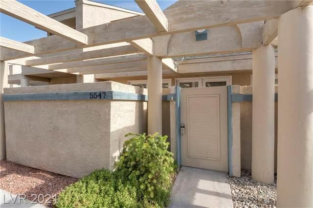 5547 Orchard Lane #116, Las Vegas, NV 89110 (MLS #2311836) :: Custom Fit Real Estate Group