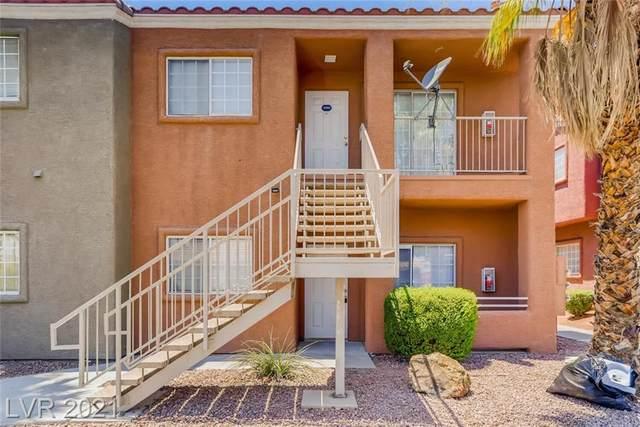 4730 E Craig Road #1202, Las Vegas, NV 89115 (MLS #2311862) :: DT Real Estate