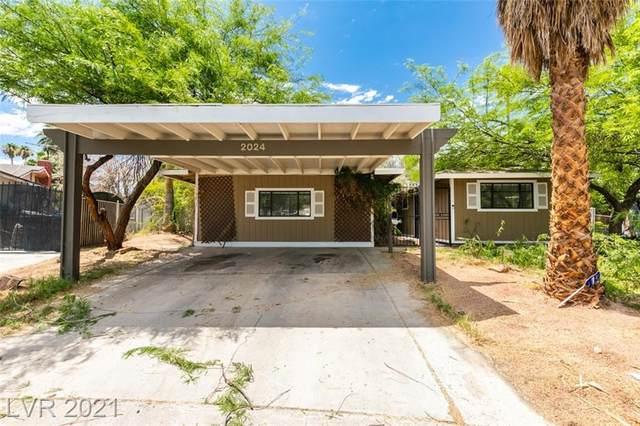 2024 Denby Avenue, Las Vegas, NV 89106 (MLS #2311903) :: Custom Fit Real Estate Group