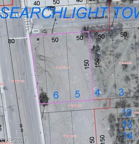 Us Highway 95, Searchlight, NV 89046 (MLS #2311909) :: Keller Williams Realty