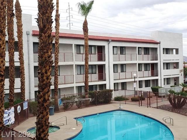 1381 E University Avenue #304, Las Vegas, NV 89119 (MLS #2311911) :: Custom Fit Real Estate Group
