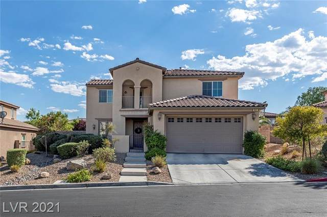 933 Tudela Court, Las Vegas, NV 89138 (MLS #2311940) :: Galindo Group Real Estate