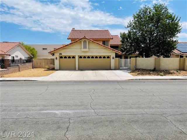 1504 Cutler Drive, Las Vegas, NV 89117 (MLS #2311971) :: Lindstrom Radcliffe Group
