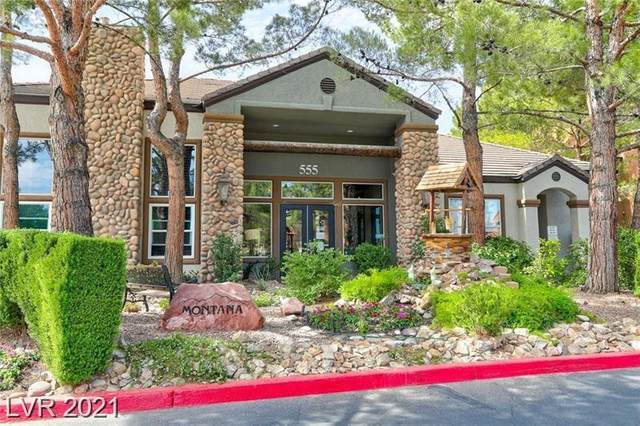 555 E Silverado Ranch Boulevard #2124, Las Vegas, NV 89183 (MLS #2311993) :: Jeffrey Sabel