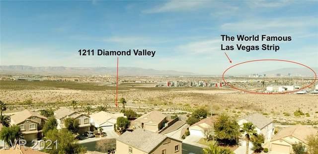 1211 Diamond Valley Street, Henderson, NV 89052 (MLS #2312012) :: The Shear Team