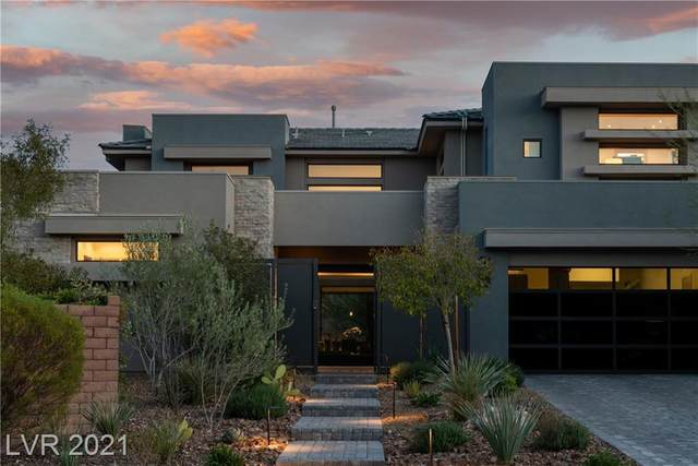 15 Coralwood Drive, Las Vegas, NV 89135 (MLS #2312018) :: Custom Fit Real Estate Group