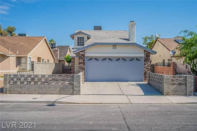 4148 Tully Avenue, Las Vegas, NV 89110 (MLS #2312026) :: Hebert Group | Realty One Group