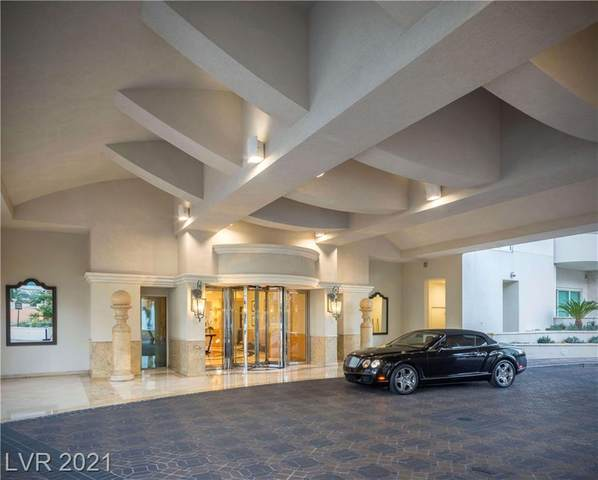 2777 Paradise Road #203, Las Vegas, NV 89109 (MLS #2312030) :: Custom Fit Real Estate Group