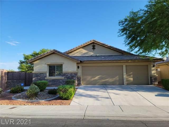 3129 Bublin Bay Avenue, North Las Vegas, NV 89081 (MLS #2312044) :: The Shear Team