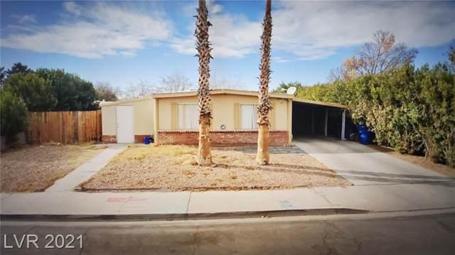 135 Betty Lane, Las Vegas, NV 89110 (MLS #2312098) :: The Melvin Team