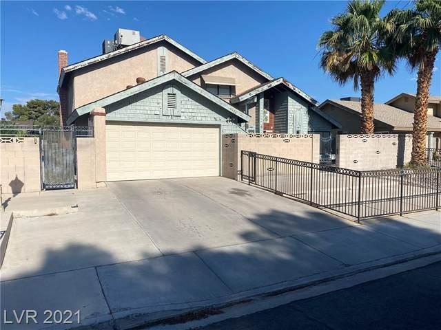 4590 Green Canyon Drive, Las Vegas, NV 89103 (MLS #2312113) :: Custom Fit Real Estate Group