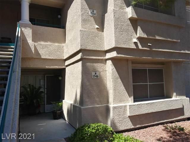 1546 Dallas Terrace #0, Henderson, NV 89014 (MLS #2312142) :: The Shear Team
