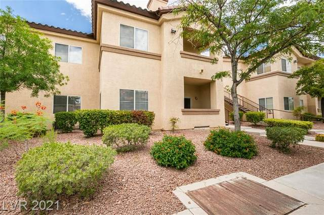 8501 W University Avenue #1018, Las Vegas, NV 89147 (MLS #2312150) :: Custom Fit Real Estate Group