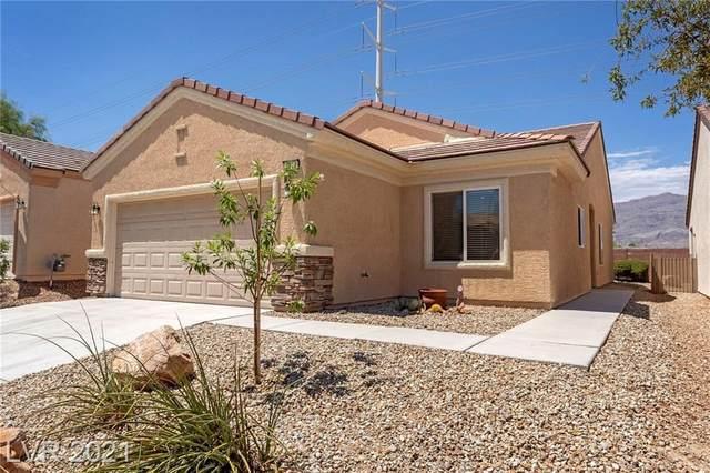 2912 Ground Robin Drive, North Las Vegas, NV 89084 (MLS #2312154) :: Lindstrom Radcliffe Group