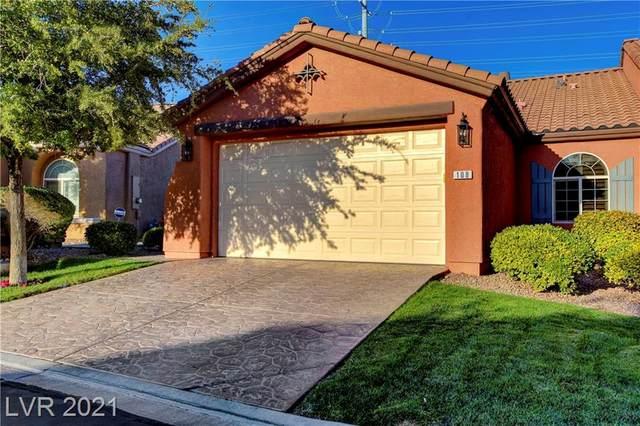 108 Pioneer Peak Place, Las Vegas, NV 89138 (MLS #2312226) :: Galindo Group Real Estate