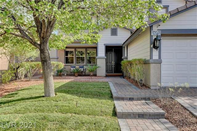 10541 Haywood Dr Drive, Las Vegas, NV 89135 (MLS #2312263) :: Galindo Group Real Estate