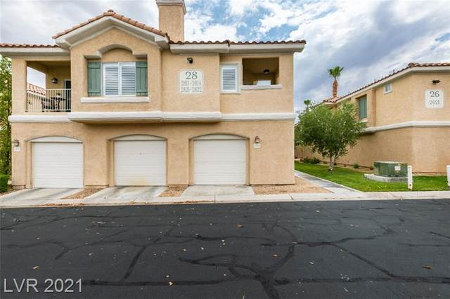 251 S Green Valley Parkway #2822, Henderson, NV 89012 (MLS #2312264) :: DT Real Estate