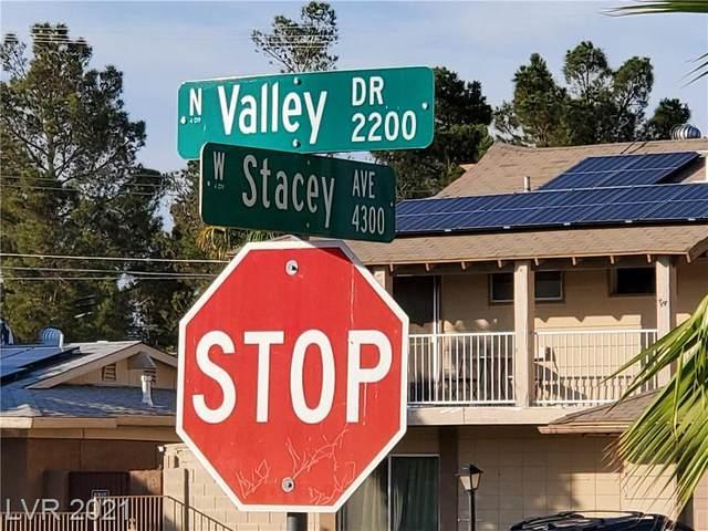 4321 Stacey Avenue, Las Vegas, NV 89108 (MLS #2312268) :: Lindstrom Radcliffe Group