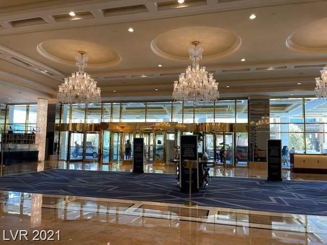 2000 N Fashion Show Drive #2302, Las Vegas, NV 89109 (MLS #2312278) :: DT Real Estate