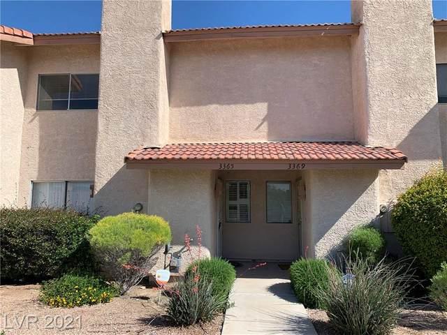 3365 Narod Street, Las Vegas, NV 89121 (MLS #2312283) :: Lindstrom Radcliffe Group