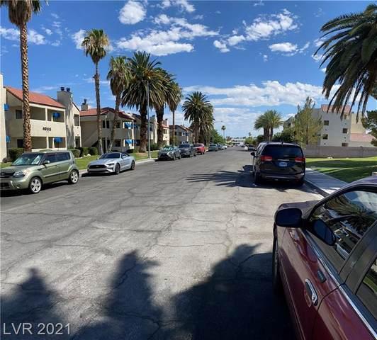 4964 Newport Cove Drive C, Las Vegas, NV 89119 (MLS #2312288) :: Custom Fit Real Estate Group