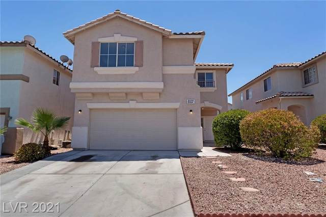8537 Last Point Avenue, Las Vegas, NV 89129 (MLS #2312307) :: Lindstrom Radcliffe Group