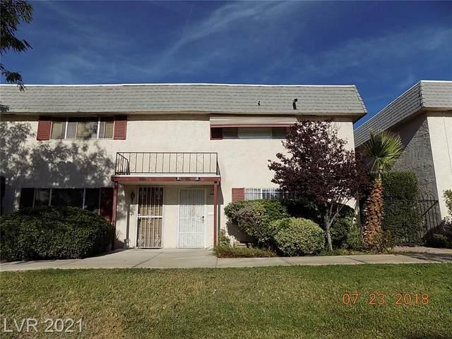 3086 S Pecos Road, Las Vegas, NV 89121 (MLS #2312339) :: Custom Fit Real Estate Group