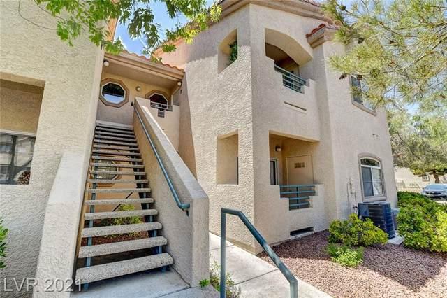 5415 W Harmon Avenue #2161, Las Vegas, NV 89103 (MLS #2312344) :: The Chris Binney Group | eXp Realty