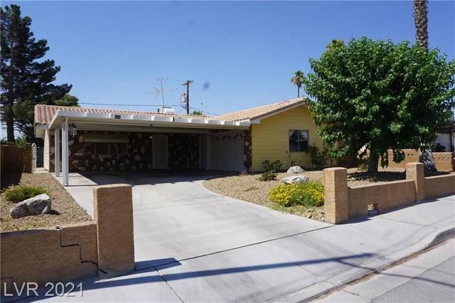 333 Lance Avenue, North Las Vegas, NV 89030 (MLS #2312444) :: Lindstrom Radcliffe Group