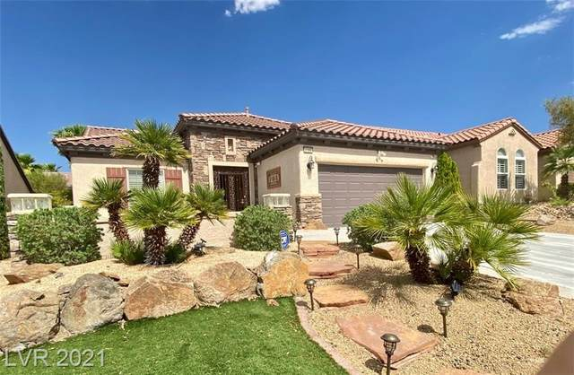 2180 Shadow Canyon Drive, Henderson, NV 89044 (MLS #2312453) :: DT Real Estate