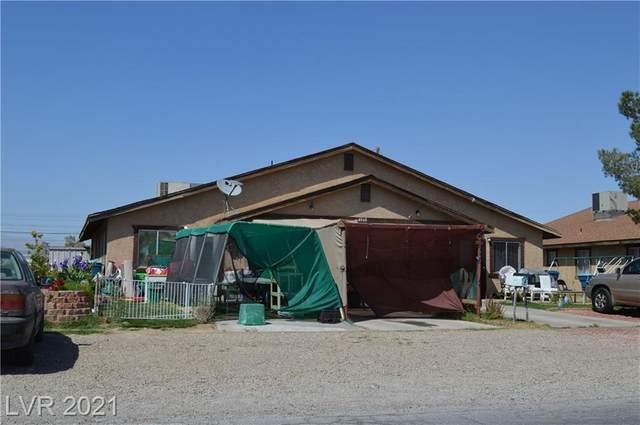 4060 E Cartier Avenue, Las Vegas, NV 89115 (MLS #2312472) :: Custom Fit Real Estate Group