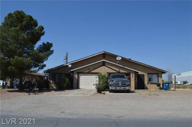 4070 E Cartier Avenue, Las Vegas, NV 89115 (MLS #2312473) :: Custom Fit Real Estate Group