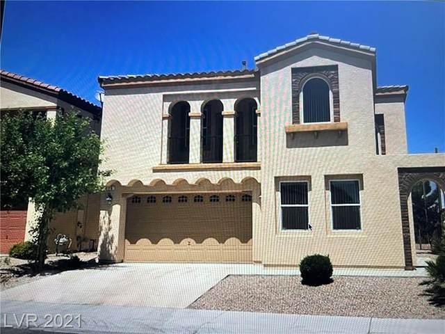 76 Crooked Putter Drive, Las Vegas, NV 89148 (MLS #2312481) :: Lindstrom Radcliffe Group