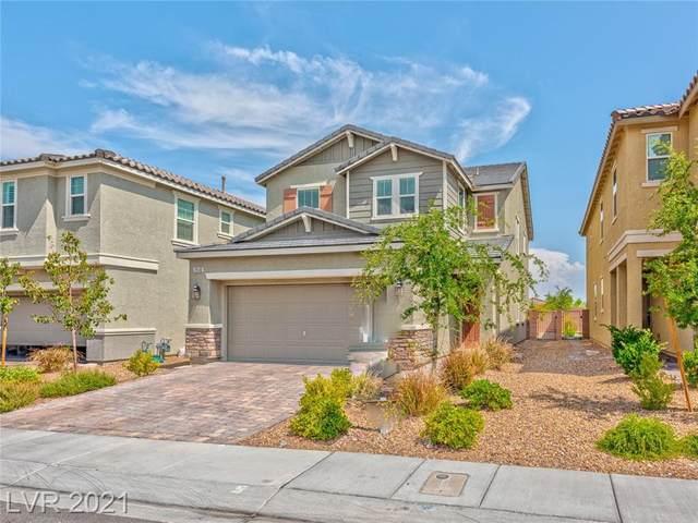 2930 Tranquil Brook Avenue, Henderson, NV 89044 (MLS #2312491) :: Custom Fit Real Estate Group