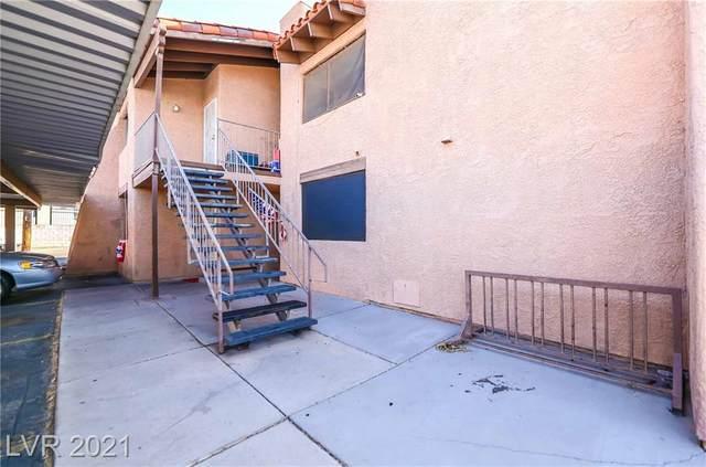 518 Elm Street A, Boulder City, NV 89005 (MLS #2312510) :: Custom Fit Real Estate Group