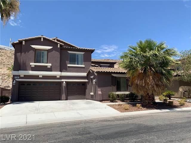 11161 Gammila Drive, Las Vegas, NV 89141 (MLS #2312645) :: The Shear Team