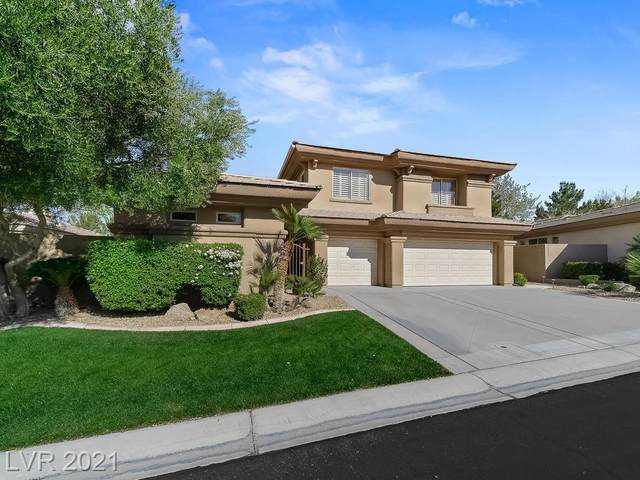 22 Feather Sound Drive, Henderson, NV 89052 (MLS #2312679) :: Lindstrom Radcliffe Group