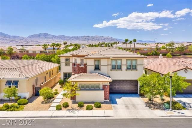 6883 Desert Island Street, Las Vegas, NV 89149 (MLS #2312689) :: Custom Fit Real Estate Group