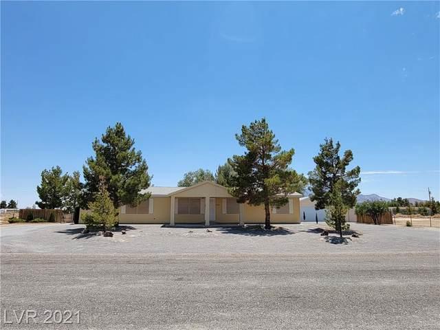 4201 Joann Street, Pahrump, NV 89048 (MLS #2312773) :: Signature Real Estate Group