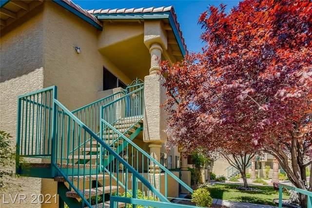7600 Cromberg Avenue #202, Las Vegas, NV 89145 (MLS #2312775) :: Hebert Group   Realty One Group