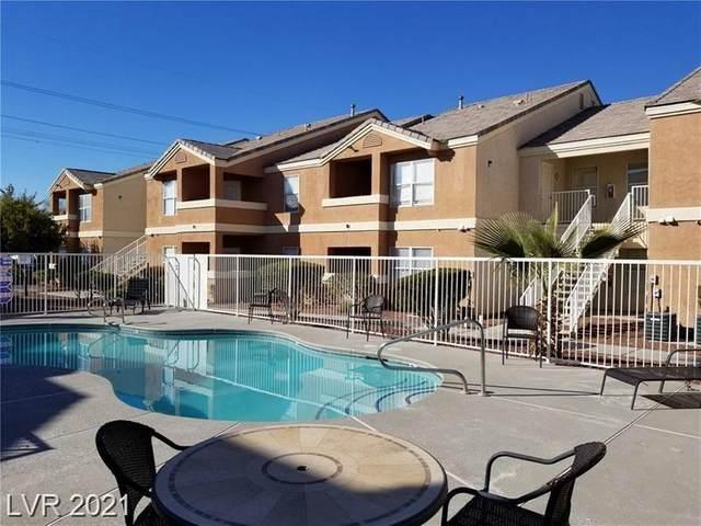 1830 N Pecos Road #139, Las Vegas, NV 89115 (MLS #2312794) :: The TR Team