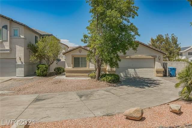 4372 Hinsdale Street, Las Vegas, NV 89115 (MLS #2312821) :: DT Real Estate