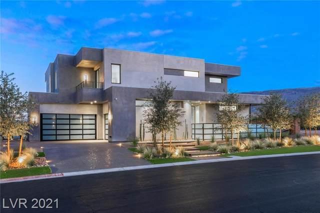 85 Meadowhawk Lane, Las Vegas, NV 89135 (MLS #2312849) :: Lindstrom Radcliffe Group