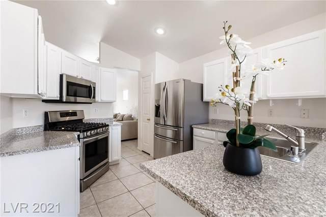 3264 Cherum Street, Las Vegas, NV 89135 (MLS #2312855) :: Galindo Group Real Estate